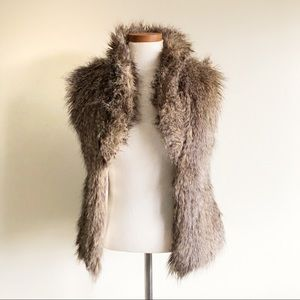 New Jack BB Dakota Faur Fur Vest